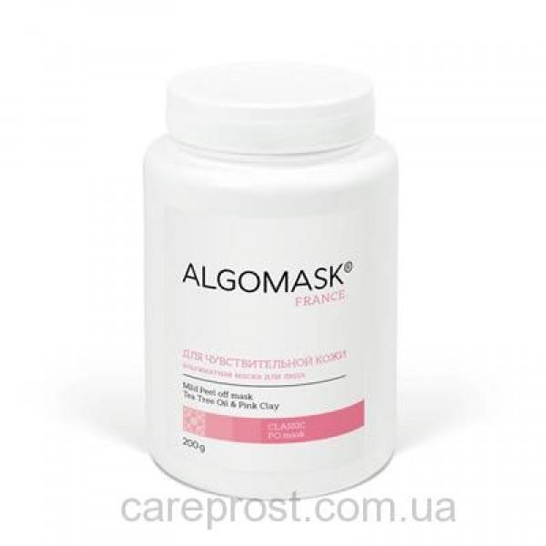 Альгинатная маска для чувствительной кожи лица, ALGOMASK, 200 г   картинка