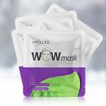 Гидрогелевая маска Гиалуаль Hyalual® WOW mask 5 штук в упаковке  картинка 3