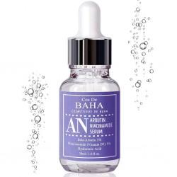 Сыворотка против пигментации Cos de Baha Arbutin 5% + Niacinamide 5% Serum, 30 мл