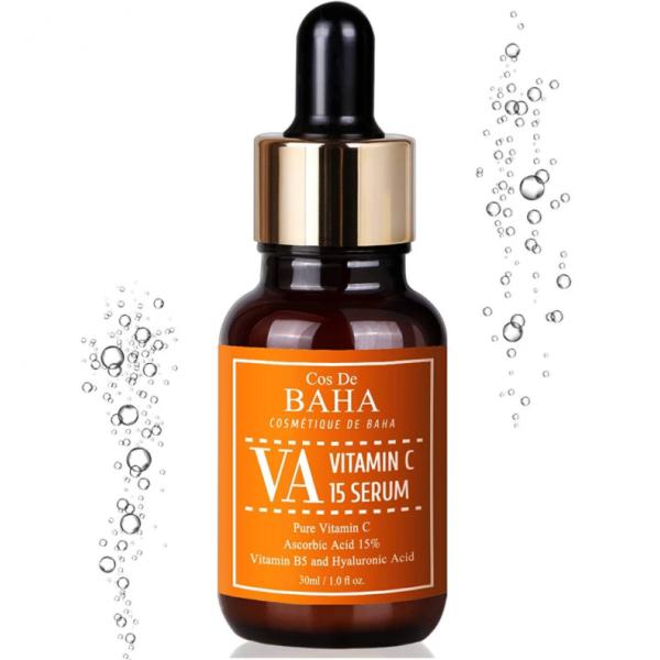 Сыворотка с витамином С Cos de Baha VA Vitamin C 15 Serum, 30 мл картинка