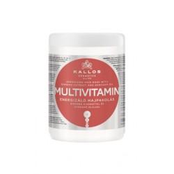 Маска для волос Kallos Мультивитамин Энергетическая мультивитаминная маска