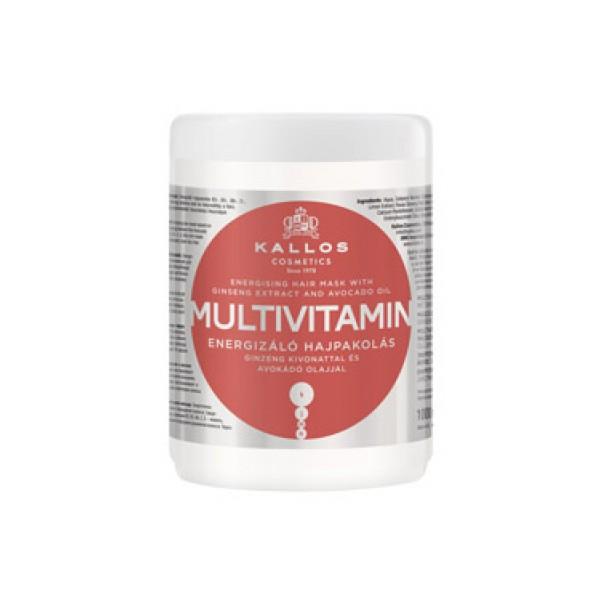 Маска для волос Kallos Мультивитамин Энергетическая мультивитаминная маска картинка