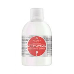 Мультивитаминный энергетический шампунь 1л
