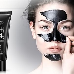 Черные точки уходите прочь! Черная маска Bioaqua - мой секрет!