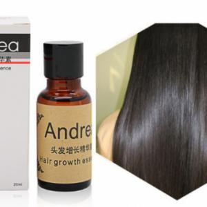 Вы в поисках эффективного средства для роста волос? Вам поможет Andrea Hair growth essence