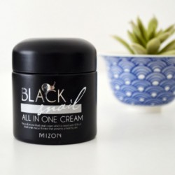 Крем Mizon Black Snail All In One Cream