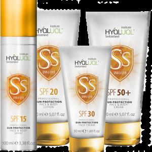 Лучшая защита для кожи летом от Hyalual