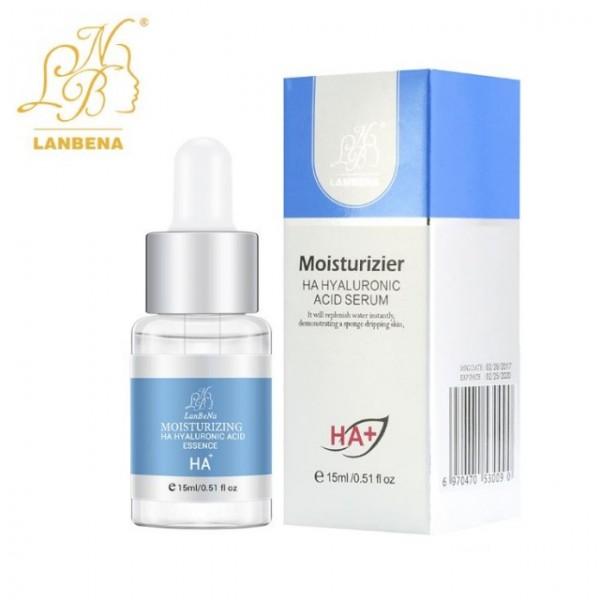 Гиалуроновая кислота для лица c экстрактом улитки LANBENA, 15 мл картинка