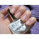 Лечебный лак для ногтей Железная твердость Iron Hard El corazon №418 картинка 2
