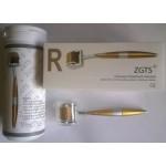 Мезороллер ZGTS Gold позолоченные титановые иглы длиной 0.25 мм картинка 1