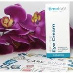 Timeless Skin Care Увлажняющий крем для кожи вокруг глаз с гиалуроновой кислотой, 15 мл Hydrating Eye Cream  картинка 4