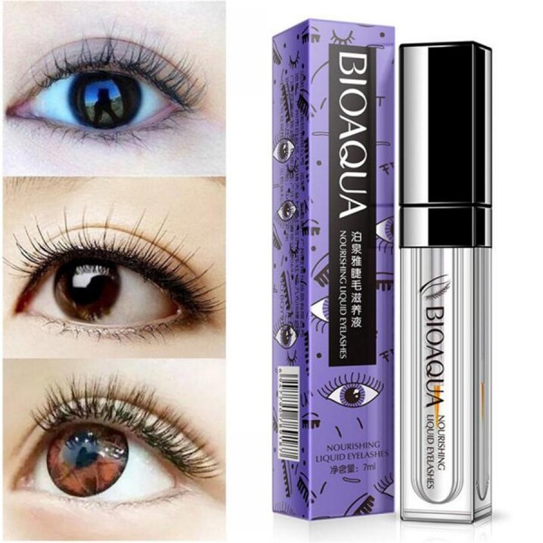 bioaqua nourishing liquid eyelashes картинка