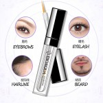 bioaqua nourishing liquid eyelashes картинка 2