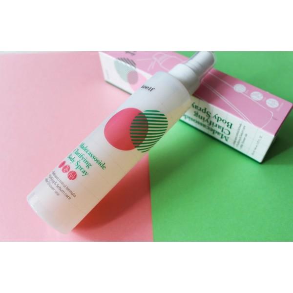 Очищающий спрей для тела c мадекассосидом Petitfee&Koelf Madecassoside Clarifying Body Spray картинка