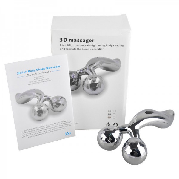 Лифтинг массажер для лица и тела 3D massager картинка