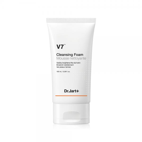 Витаминная пенка для умывания Dr.Jart+ V7 Cleansing Foam картинка