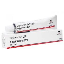 Третиноин гель A-Ret Gel 0.05% Menarini