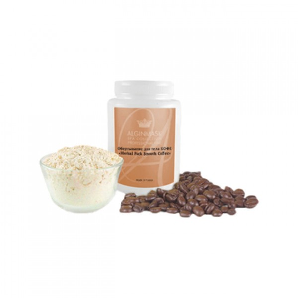 Обертывание для тела КОФЕ «Herbal Pack Smooth Coffee» 1000ml картинка