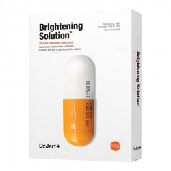 Осветляющая маска-детокс Dr.Jart+ Dermask Micro Jet Brightening Solution - 5шт