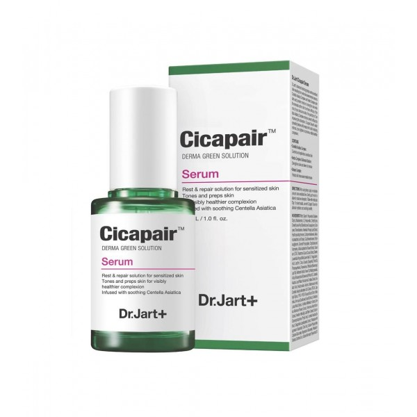 Восстанавливающая сыворотка для лица Dr. Jart+ Cicapair Serum (2nd Generation) картинка