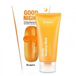 Укрепляющая ночная маска Dr.Jart Good Night Dermask Intra Jet Firming Sleeping Mask