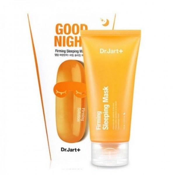 Укрепляющая ночная маска Dr.Jart Good Night Dermask Intra Jet Firming Sleeping Mask картинка