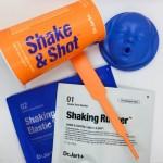 Подтягивающая альгинатная маска Dr. Jart+ Dermask Shaking Rubber Elastic Shot картинка 1