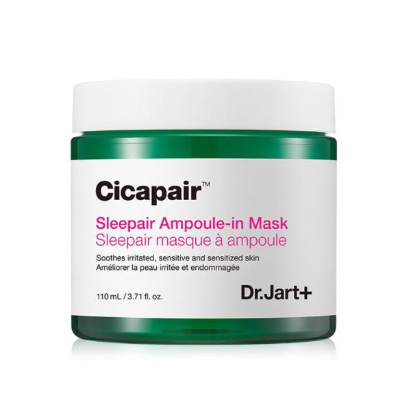 Восстанавливающая ночная крем-маска Dr. Jart+ Cicapair Sleepair Ampoule-in Mask картинка