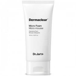 Гель-пенка для умывания с глутатионом Dr.Jart+ Dermaclear Micro Foam Cleanser