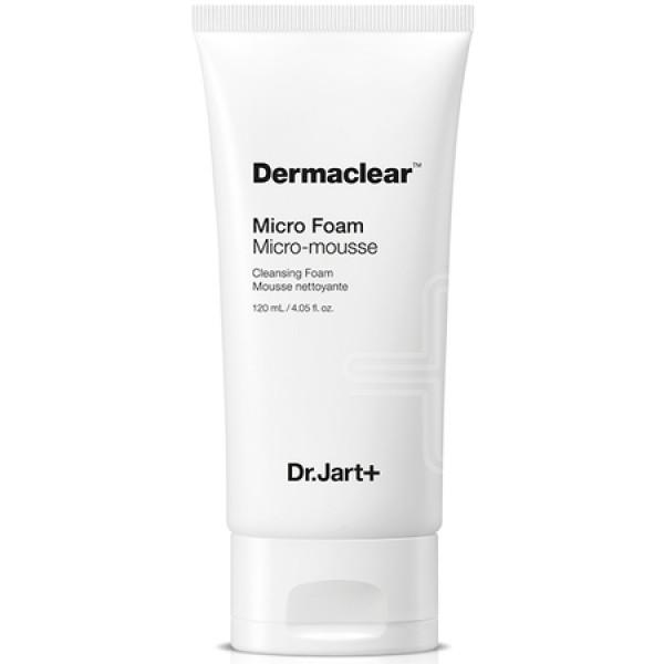 Гель-пенка для умывания с глутатионом Dr.Jart+ Dermaclear Micro Foam Cleanser картинка