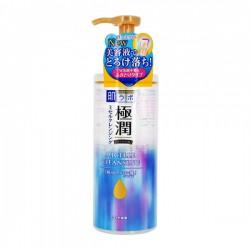 Мицеллярная вода для умывания с гиалуроновой кислотой Hada Labo Gokujyun Premium Hyaluronic Acid Micelle Cleansing
