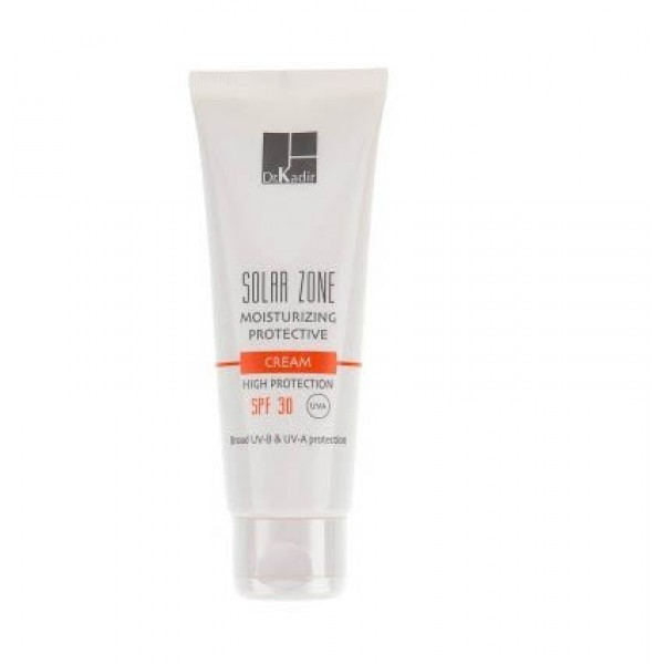 DR.KADIR Solar Zone Moisturizing Protective cream SPF-30 - Увлажняющий солнцезащитный крем SPF-30 картинка