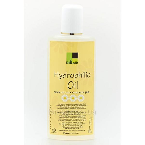 DR.KADIR Hydrophylic Oil - Гидрофильное очищающее масло, 250 мл картинка