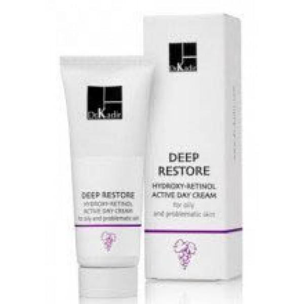 DR.KADIR Deep Restore Day Cream For The Oily And Problematic Skin - Дневной крем для жирной и проблемной кожи, 75 мл картинка