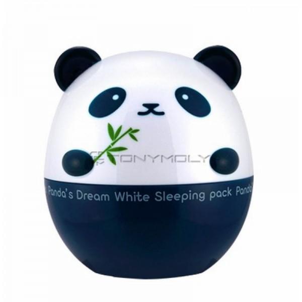 Ночная осветляющая маска Tony Moly Panda's Dream картинка