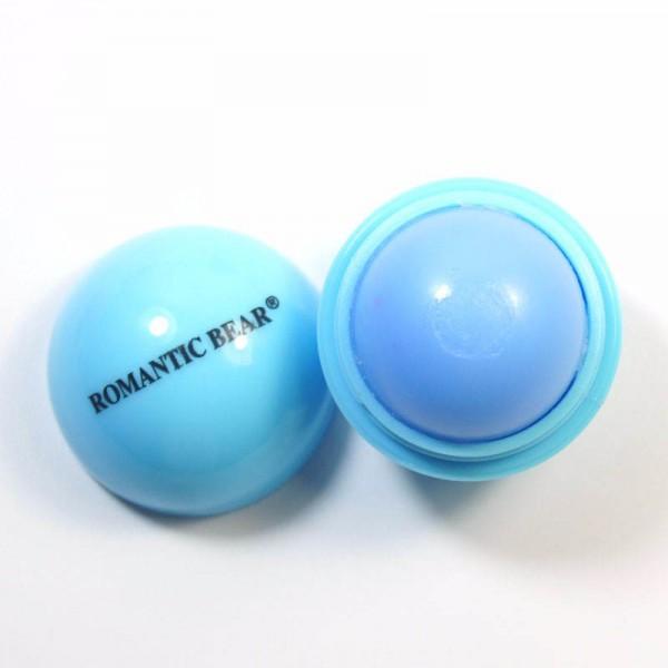 Фруктовый бальзам для губ (Черника - голубой) картинка