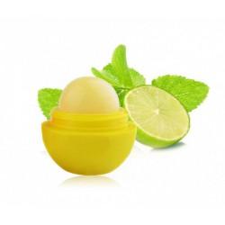Фруктовый бальзам для губ (Лимон - салатово-желтый)