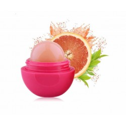Фруктовый бальзам для губ (Розовый-грейпфрут)
