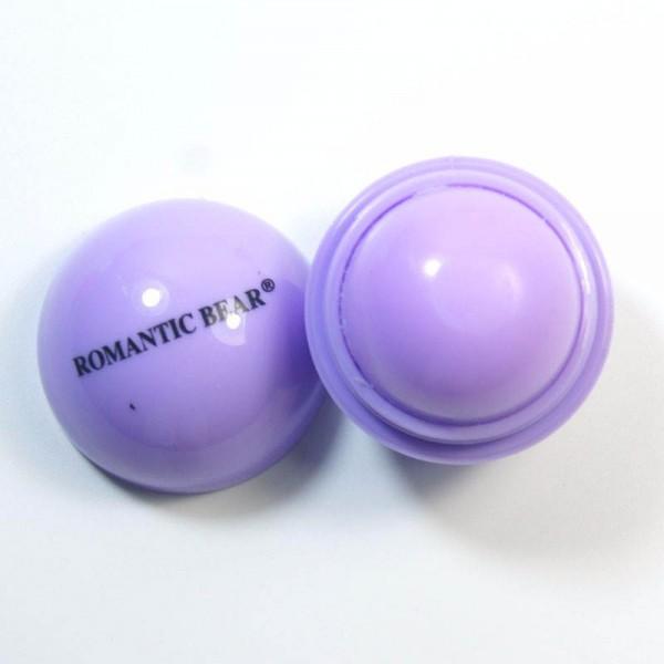 Фруктовый бальзам для губ (Фиолетовый - виноград) картинка