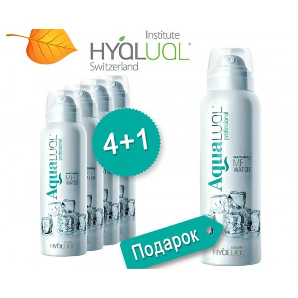 HYALUAL Aqualual Спрей на основе талой воды 150 мл.