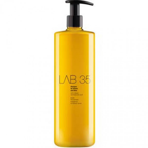 Kallos Lab35-Шампунь для объема и блеска волос картинка