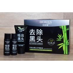 Набор для очищения кожи от черных точек BIOAQUA