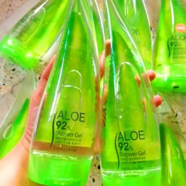 Гель для душа с алоэ Holika Holika Aloe 92% Shower Gel картинка