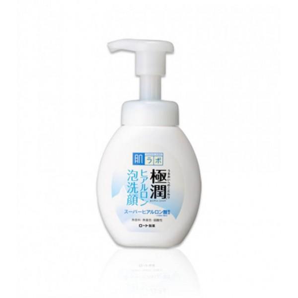 Гиалуроновая пенка для умывания HADA LABO Gokujyun Foaming Face Wash  картинка