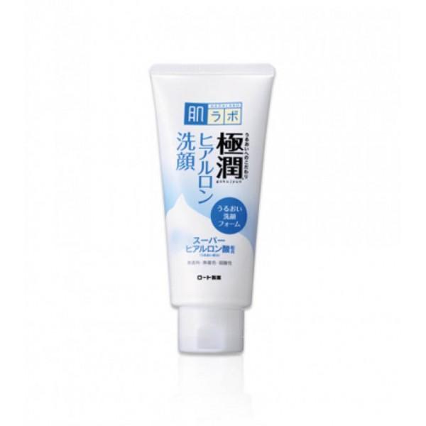 Гиалуроновая пенка для умывания HADA LABO Gokujyun Face Wash  картинка