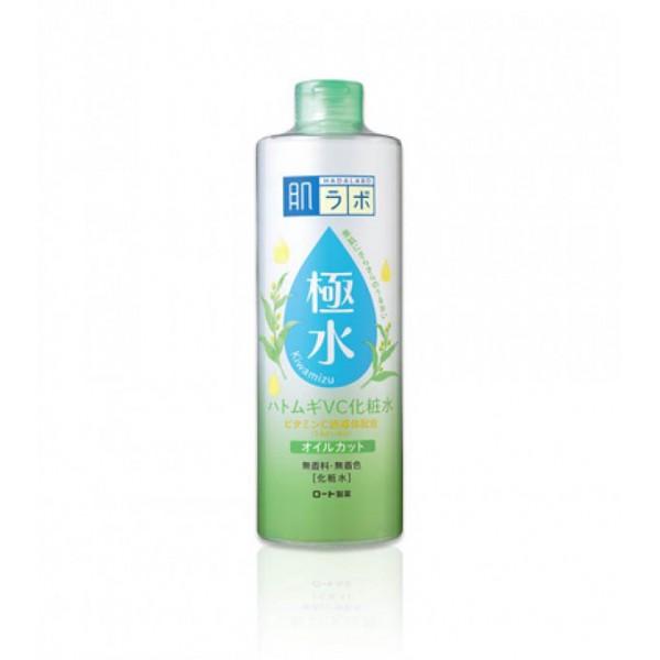 Лосьон для лица с витамином С и минералами HADA LABO Kiwamizu Vitamin C & Hatomu картинка