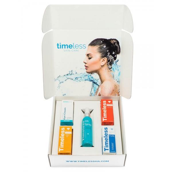 TIMELESS BEAUTY BOX (набор по уходу Timeless ) картинка