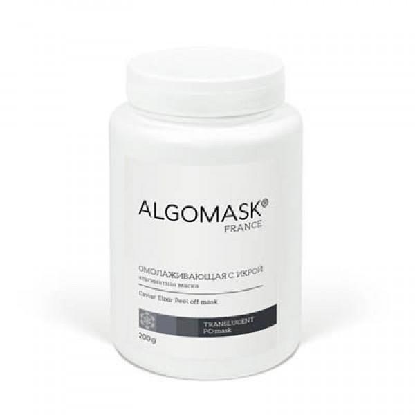 ОМОЛАЖИВАЮЩАЯ С ИКРОЙ альгинатная маска, ALGOMASK  картинка