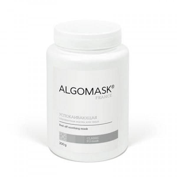 УСПОКАИВАЮЩАЯ альгинатная маска ALGOMASK, 200 г   картинка