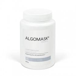 ОСВЕТЛЯЮЩАЯ альгинатная маска для лица  ALGOMASK, 200 г + шпатель в подарок